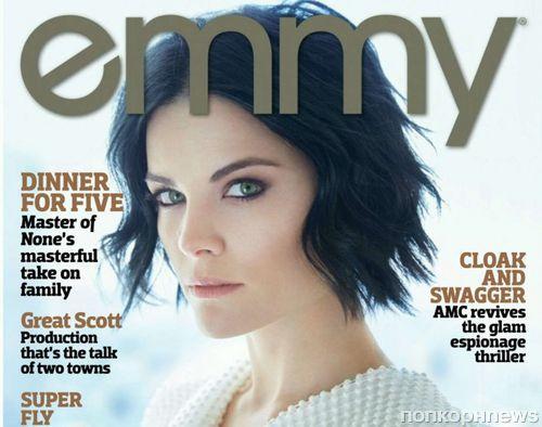 ������ ����� � ������� ���� ������ ���������� � �������� ��� Emmy Magazine
