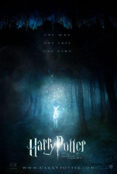 «Гарри Поттер и Дары смерти» выйдет в формате 3D