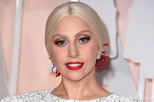 Леди Гага стала крестной мамой