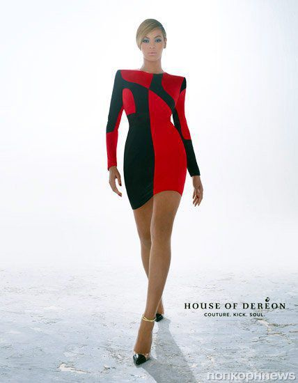 Бейонсе представляет свою коллекцию одежды, а Кристина Агилера — новый аромат