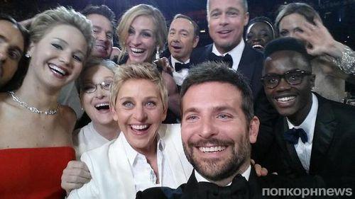Фото Эллен ДеДженерес с Оскара стоит около 1 миллиарда долларов