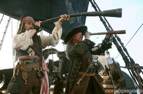 Disney объявили дату премьеры «Пиратов Карибского моря 5», а Питер Джексон опубликовал постер «Хоббита»