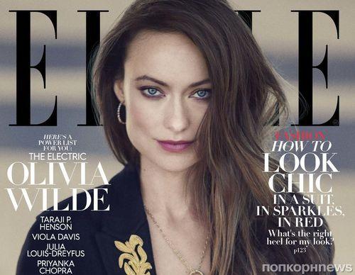 Оливия Уайлд, Приянка Чопра и другие звезды в специальном «телевыпуске» Elle
