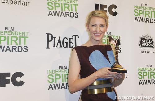 Звезды на вручении Spirit Awards