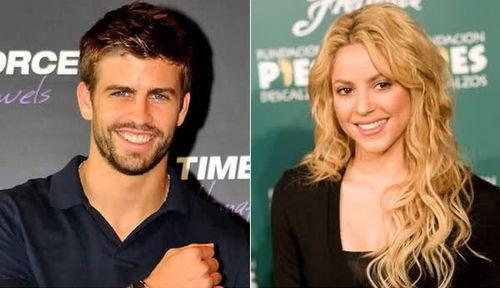 СМИ готовы заплатить 150 тысяч евро за фото Шакиры и Жерара Пике
