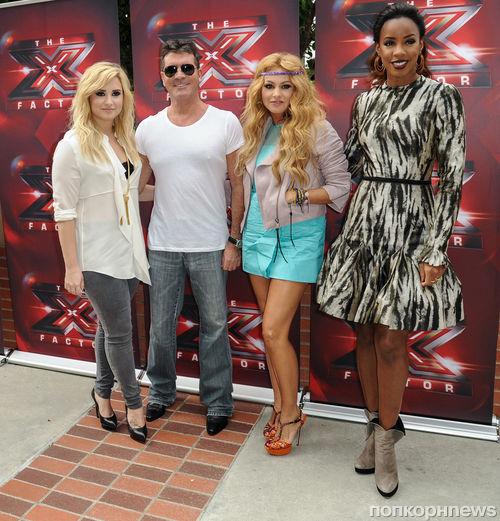 Прослушивание X Factor в Лос-Анджелесе