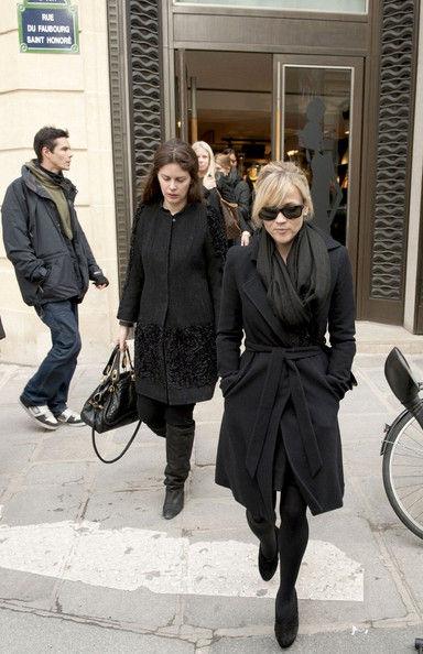 Риз Уизерспун: шоппинг в Париже