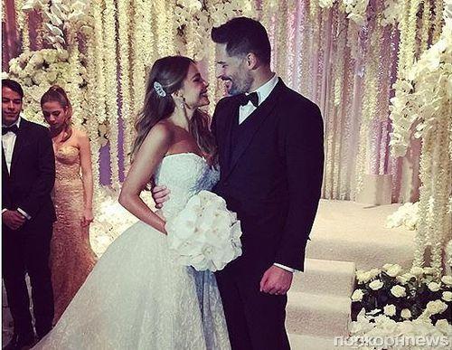Свадьба Софии Вергара и Джо Манганьелло: новые подробности