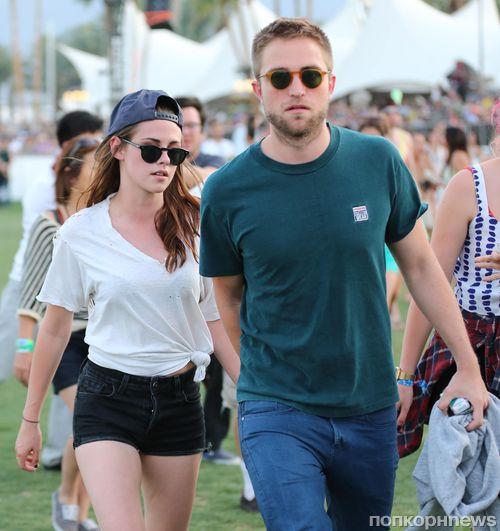 Звезды на фестивале Coachella