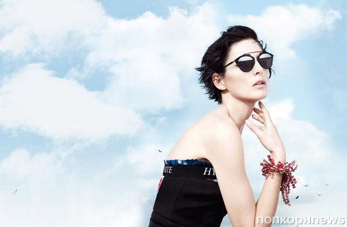 Рекламная кампания Dior. Весна / лето 2014