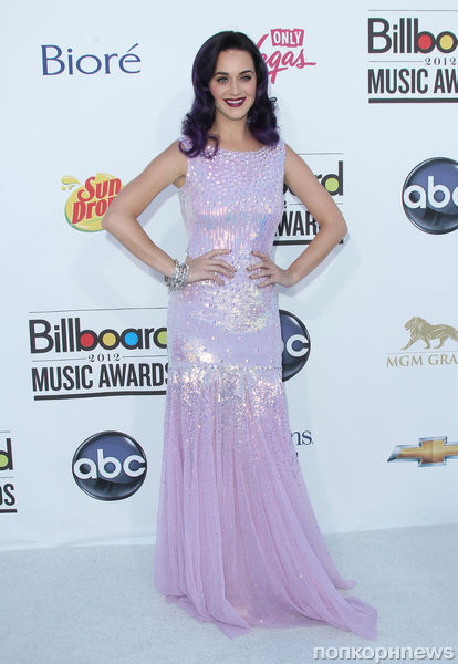 Звезды на церемонии Billboard Music Awards 2012