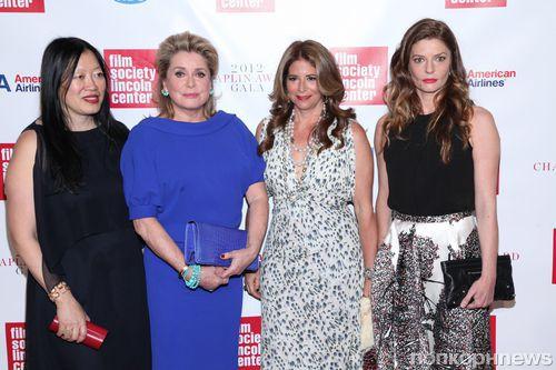 Звезды на премии Chaplin Awards 2012