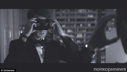 Первое официальное фото со съемок сиквела «Пятьдесят оттенков серого»