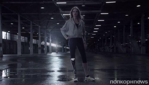 Наталья Водянова поддерживает Паралимпийские игры