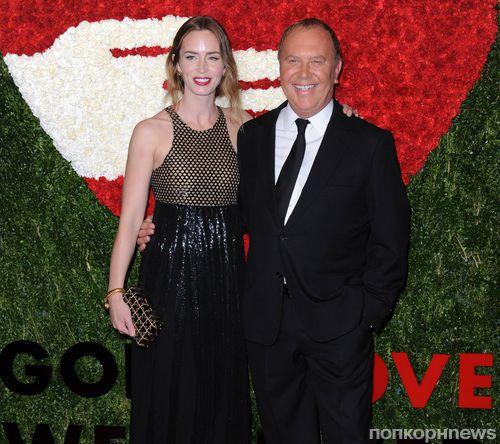 Звезды на мероприятии Golden Heart Awards в Нью-Йорке