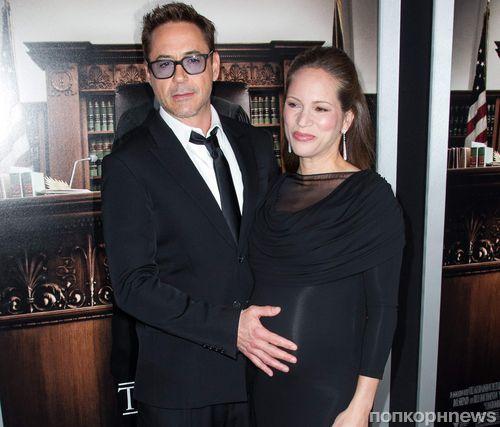 Роберт Дауни младший и его жена выбрали имя для новорожденной дочери