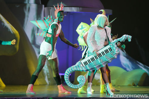 Lady GaGa отменила концерт из-за болезни