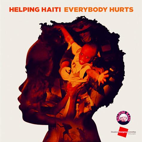 Звезды объединились для песни Everybody Hurts в поддержку Гаити
