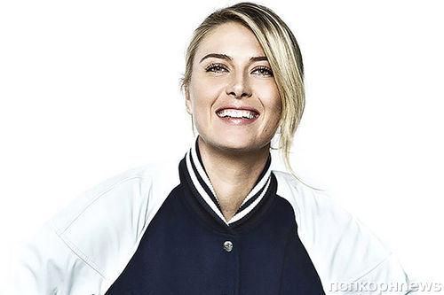 Мария Шарапова снялась в рекламной кампании Nike: новые кадры