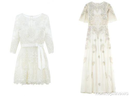 Asos выпускает первую свадебную коллекцию