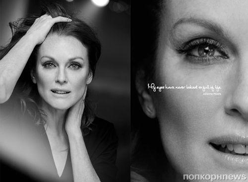 Джулианна Мур, Наоми Уоттс и Энди МакДауэлл снялись в новой рекламной кампании L'Oréal Paris