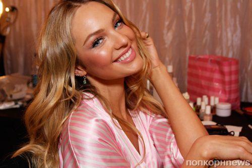 Новая коллекция декоративной косметики Victoria's Secret. Весна 2012