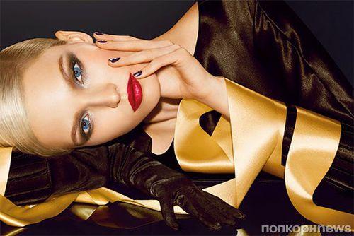 Праздничная коллекция средств для макияжа Dior Golden Shock 2014