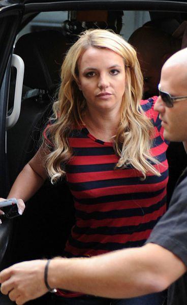 Бритни Спирс продолжает покорять Нью -Йорк
