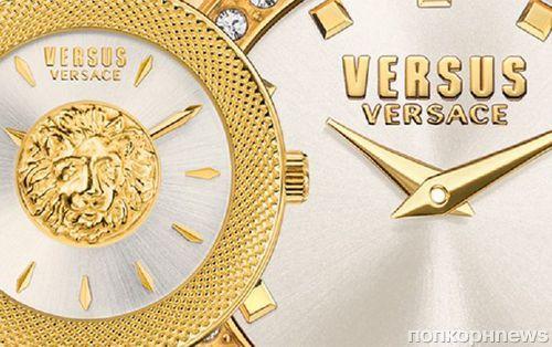 Versace представил коллекцию женских часов, посвященную Лондону