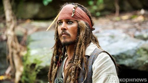 Франшизу «Пираты Карибского моря» не будут продолжать без Джонни Деппа