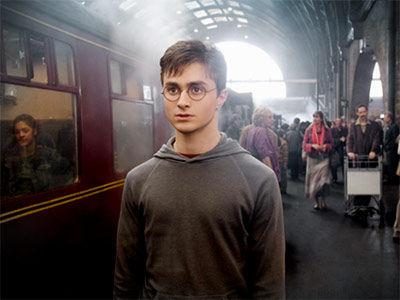 """Стало известно, чем кончится первая часть """"Гарри Поттер и Дары Смерти"""""""