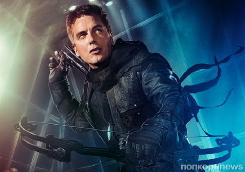 Джон Барроумен получил постоянную роль в новых сезонах Стрелы, Флэша и Супергерл