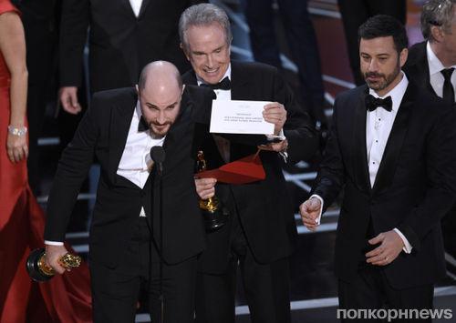 Киноакадемия США принесла официальные изменения за путаницу на «Оскаре» 2017