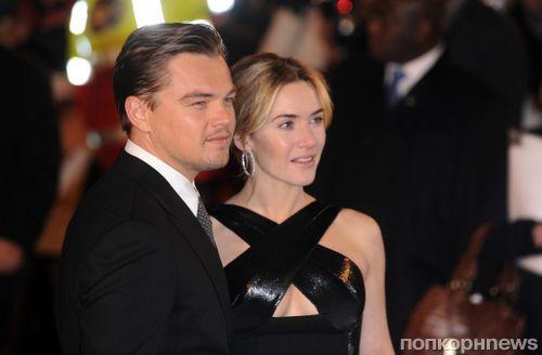 Кейт Уинслет хочет снова поработать с Леонардо ДиКаприо