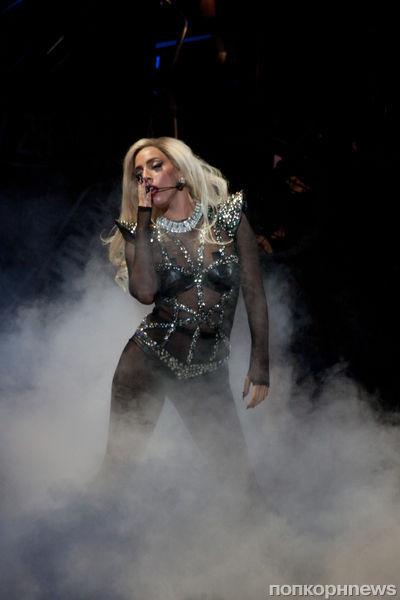 Выступление Lady GaGa на шоу X-Factor