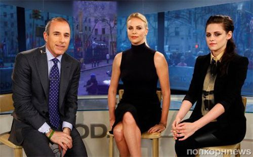 ������ ����� � ������� ������ �� Today Show