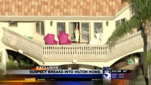 Видео: Пэрис Хилтон за несколько часов до ограбленя