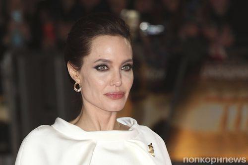 Анджелина Джоли не сможет иметь детей в результате перенесенной операции