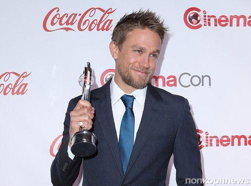 Чарли Ханнэма наградили премией «Звезда года» на CinemaCon