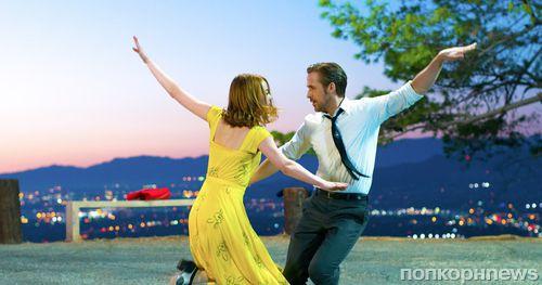«Ла-ла Лэнд» стал самым упоминаемым фильмом января