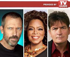 Самые высокооплачиваемые звезды американского телевидения