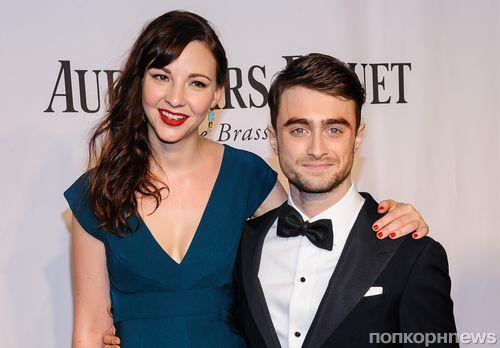Дэниел Рэдклифф на Tony Awards официально представил свою девушку Эрин Дарк