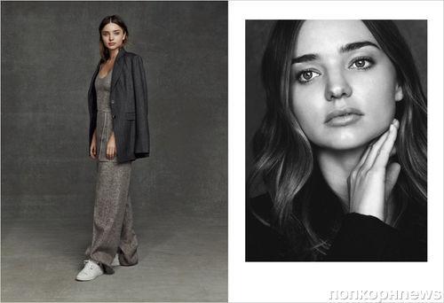 Миранда Керр в журнале Sunday Style. Май 2014