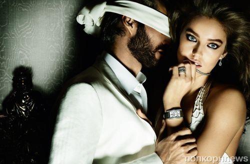 Эмили ДиДонато в рекламе ювелирного дома Suarez