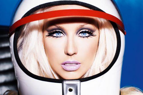 Промо - фото Кристины Агилеры к новому альбому