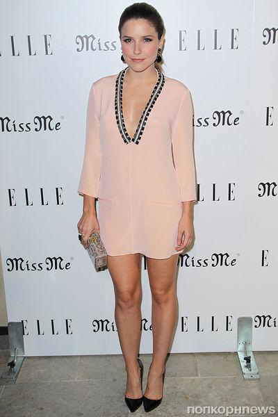 Звезды на вечеринке журнала Elle