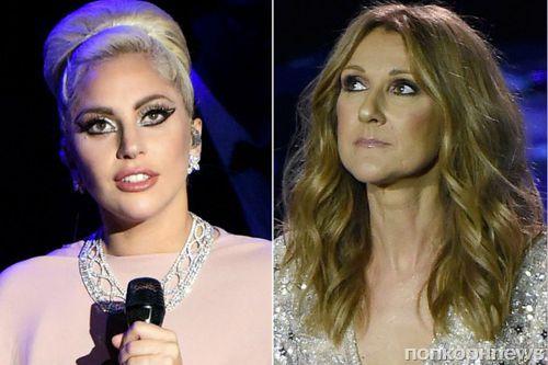 Леди Гага и Селин Дион споют на концерте в честь 100-летия Фрэнка Синатры