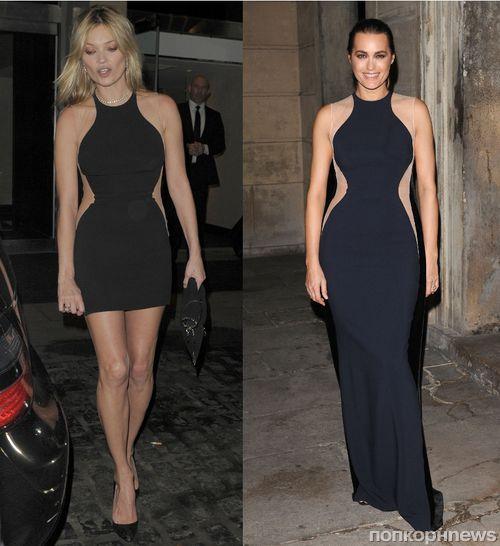 Fashion Battle: Кейт Мосс и Ясмин Ле Бон