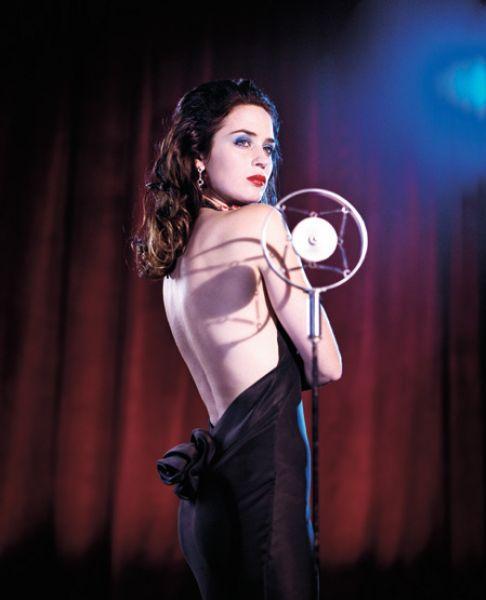Эмили Блант в журнале Blackbook. Март 2009