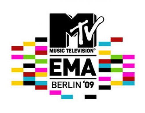 Результаты MTV EMA 2009